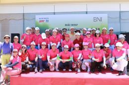 Giải golf BNI Open Championship 2018- sân chơi cho doanh nghiệp
