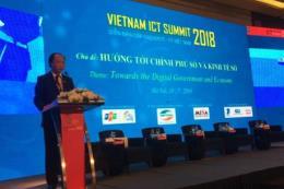 Vietnam ICT Summit 2018 ra thông điệp hướng tới nền kinh tế số và xã hội số