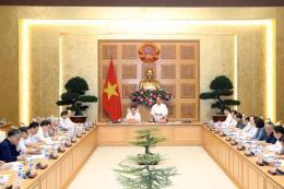 Thủ tướng Nguyễn Xuân Phúc dự phiên họp của Hội đồng tư vấn chính sách tiền tệ quốc gia
