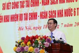 Phó Thủ tướng Vương Đình Huệ yêu cầu siết chặt kỷ luật chi ngân sách