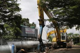 Tp. Hồ Chí Minh yêu cầu công bố thông số của máy bơm chống ngập