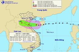 Ứng phó với bão số 3: Huyện đảo Bạch Long Vĩ đã có gió cấp 6, cấp 7 và sóng lớn