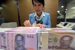 Ngân hàng trung ương Thái Lan can thiệp giữ giá đồng baht