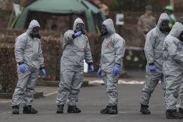 Truyền thông Anh đưa tin về nghi can trong vụ đầu độc cựu điệp viên Nga