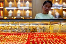 Ngược dòng thế giới, giá vàng trong nước hôm nay nhích tăng nhẹ