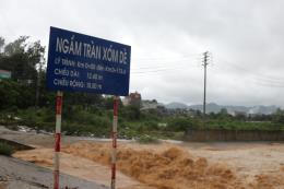 Các tỉnh, thành phố khẩn trương khắc phục nhanh hậu quả bão số 3