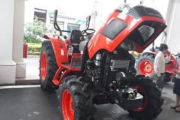 Thêm sự lựa chọn về máy móc phục vụ cơ giới hóa nông nghiệp