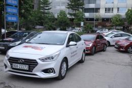 Trải nghiệm Hyundai Accent 2018: Mức tiêu thụ ít nhất 4,40 lít/100km