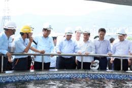 Thủ tướng Nguyễn Xuân Phúc lần thứ 2 thị sát việc bảo vệ môi trường tại Formosa Hà Tĩnh
