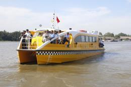 Du lịch đường thủy Tp Hồ Chí Minh - Bài 1: Tiềm năng nhưng còn bỏ ngỏ