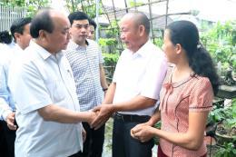 Thủ tướng: Đức Thọ cần phấn đấu trở thành huyện nông thôn mới đầu tiên của Hà Tĩnh