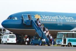 Vietnam Airlines điều chỉnh kế hoạch khai thác do ảnh hưởng của cơn bão Ampil
