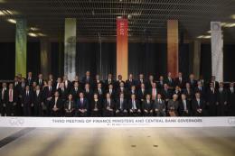 Các Bộ trưởng Tài chính G20 lo ngại về xung đột thương mại leo thang