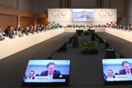Hội nghị Bộ trưởng Tài chính G20 thảo luận về thách thức và cơ hội của kinh tế toàn cầu