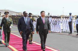 Châu Phi - Thị trường chiến lược của Trung Quốc
