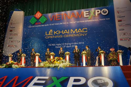 VietNam Expo 2016 - Điểm đến của doanh nghiệp