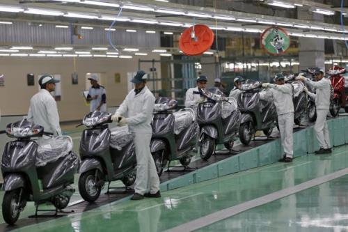 Doanh số Honda Việt Nam tăng khoảng 120.000 xe so với năm ngoái 1