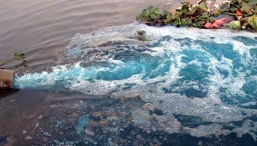 ô nhiễm nguồn nước mặt