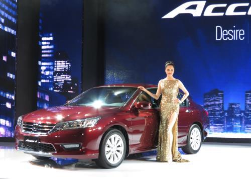 Mua ô tô Honda có cơ hội trúng thưởng SH mode và xe Vision 2