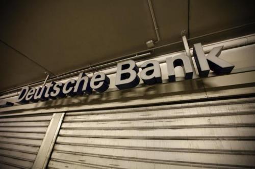 latest deutsche bank news reuters