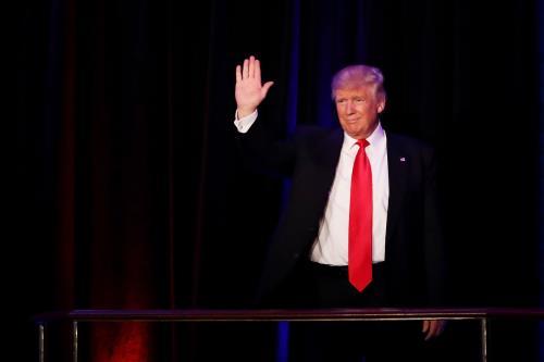 Donald Trump cam kết là vị Tổng thống của mọi người dân Mỹ