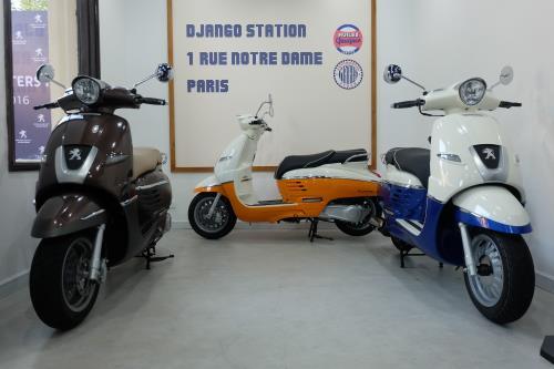Peugeot Scooters đến tay những khách hàng đầu tiên tại Việt Nam 2