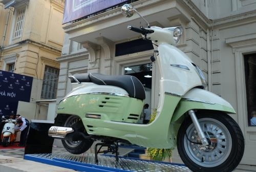 Peugeot Scooters đến tay những khách hàng đầu tiên tại Việt Nam 4