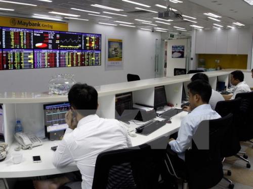 Thị trường chứng khoán mở cửa phiên sáng 27/3 giảm điểm