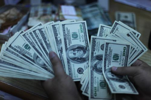Giá USD hôm nay 27/5 tăng mạnh