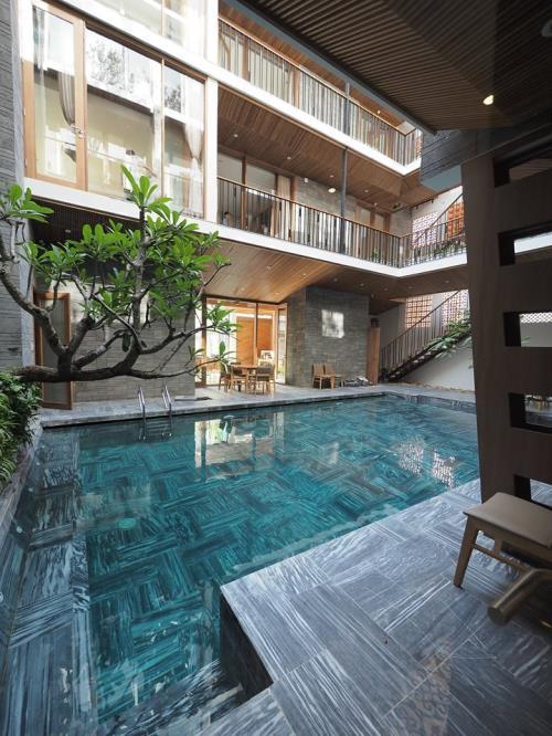 Những Homestay Tuyệt đẹp ở Đ 224 Nẵng