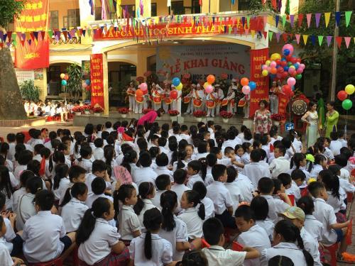 Hà Nội yêu cầu các trường khai giảng trực tiếp ngắn gọn vào ngày 5/9