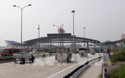 Chính thức thu phí không dừng tuyến Pháp Vân - Ninh Bình từ ngày 10/6