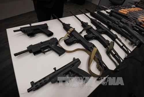 Mỹ: Xả súng trong tiệc sinh nhật khiến nhiều người thương vong