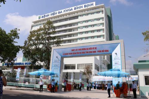 Kết quả hình ảnh cho bệnh viện đa khoa tỉnh bình định