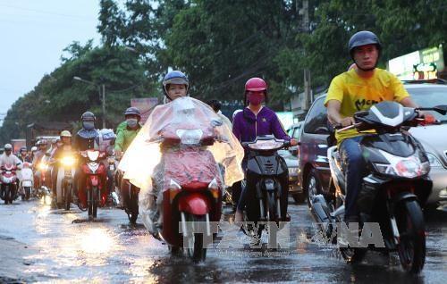 Dự báo thời tiết Hà Nội 10 ngày tới: Mưa dông đến hết ngày 21/8