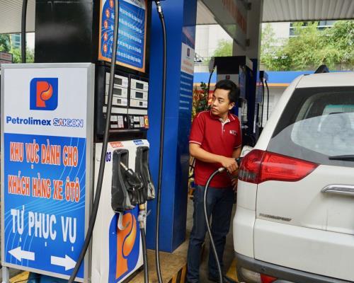 """Mở cửa thị trường phân phối xăng dầu: Để """"lượng đổi, chất đổi"""""""