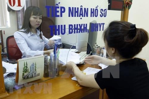 Triển khai thanh toán trực tuyến đối với một số dịch vụ bảo hiểm xã hội