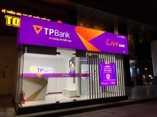 TPBank dự kiến nâng vốn điều lệ lên hơn 10.716 tỷ đồng