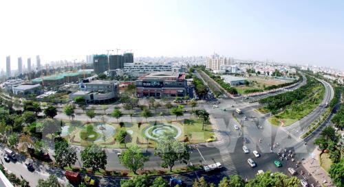 Xây dựng trung tâm tài chính ở Tp.Hồ Chí Minh: Trung tâm tài chính mang tầm khu vực