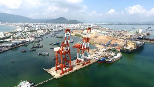 Cảng Quy Nhơn giảm sâu giá dịch vụ, hỗ trợ doanh nghiệp mùa dịch