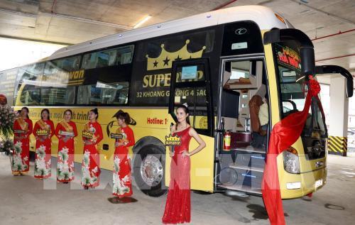 В Сапе открылась многофункциональная автобусная станция