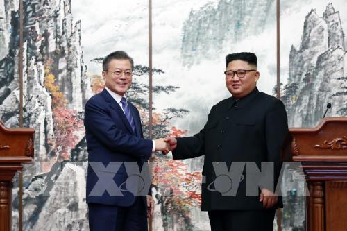 KIEP: Hàn Quốc cần xúc tiến FTA với Triều Tiên