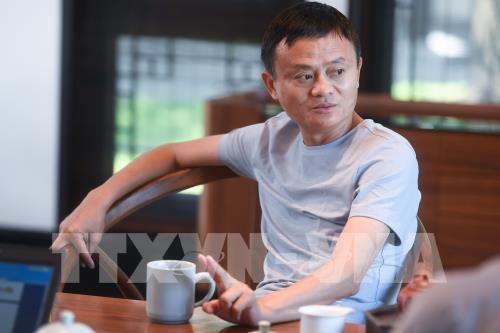 Tỷ phú Jack Ma sẽ rời khỏi Ban lãnh đạo SoftBank