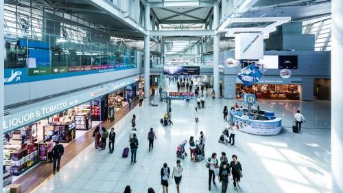 Hàn Quốc: Doanh thu bán hàng miễn thuế vượt ngưỡng 1.000 tỷ won