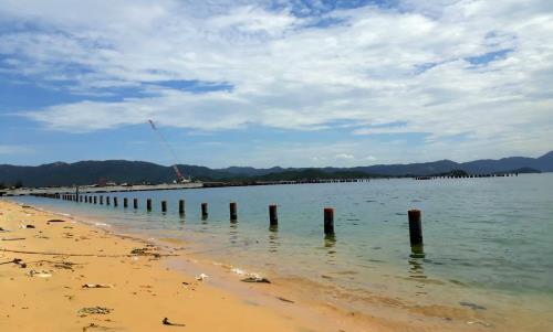 Đầu tư 260 tỷ đồng xây đường giao thông đến cảng Vân Phong