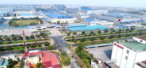 Vốn thực hiện các dự án FDI trong 6 tháng tăng 6,8%