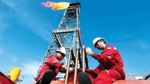Khai thác dầu khí của PVEP đạt 2,88 triệu tấn