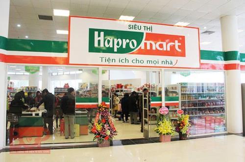Hapro đưa các mặt hàng chủ lực vào chuỗi bán lẻ tại thị trường nội địa