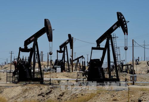 Giá dầu tại Mỹ giảm hơn 3% trong tuần giao dịch vừa qua