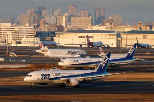 All Nippon Airways nối lại đường bay Tokyo-Thành phố Hồ Chí Minh